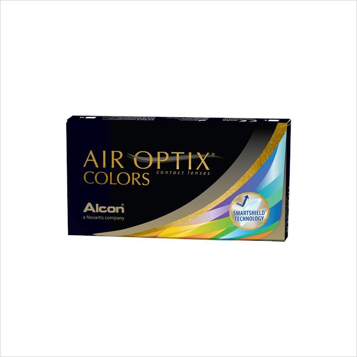 Air Optix Colors – Sterling Grey- 6 PACK